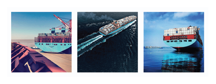 Maersk-Line Corporate Instagram Account